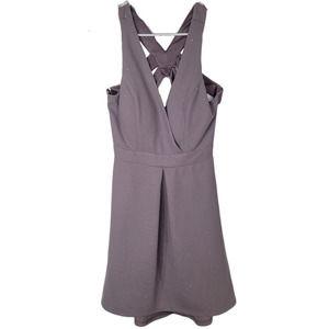 Windsor Mauve Sparkle Mini Dress